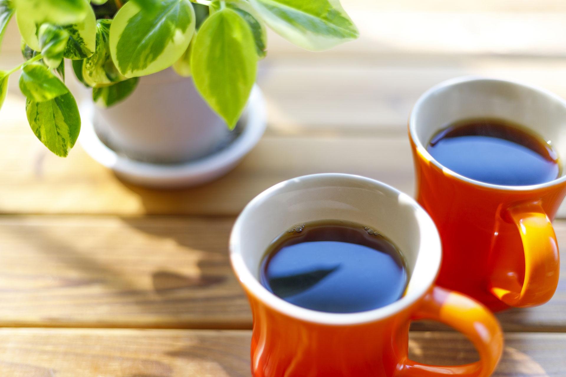 コーヒーの与える健康効果!コーヒーを飲んで毎日健康に!