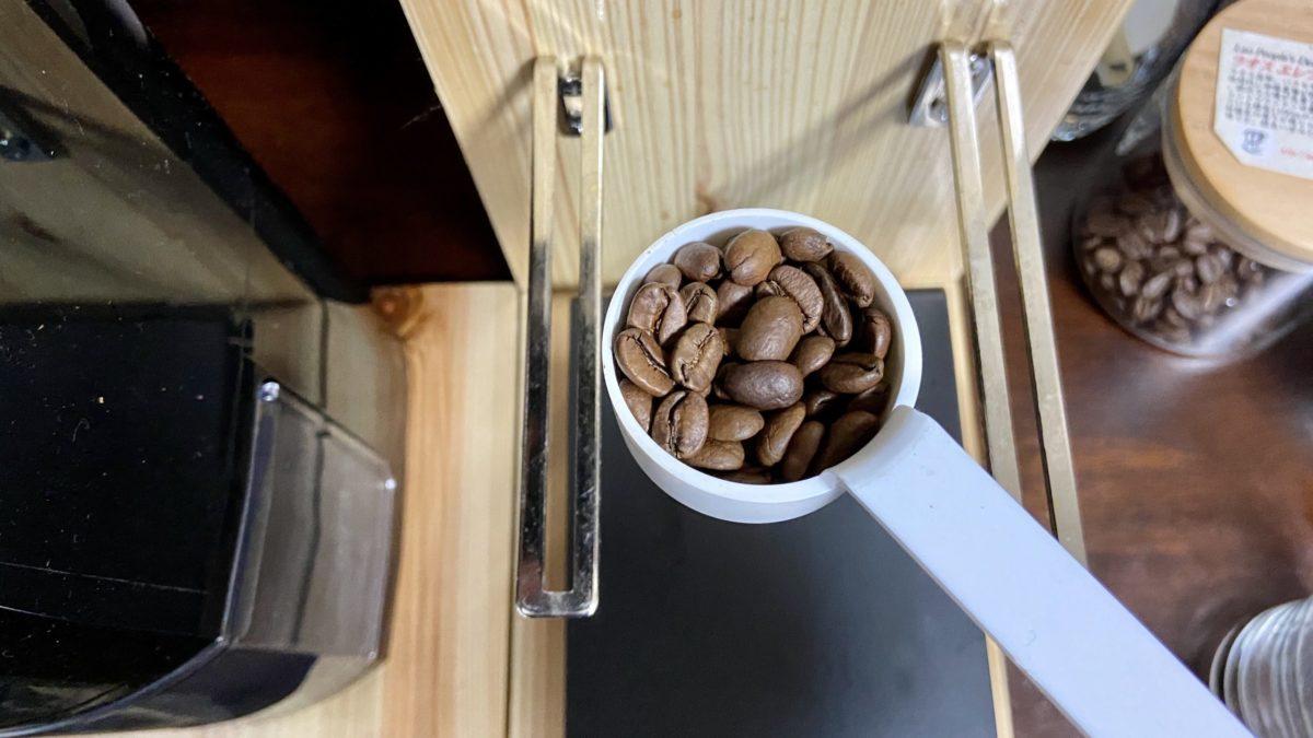 『ノエル・ディアス ナチュラル』丸山珈琲の旬のコーヒーを淹れてみました