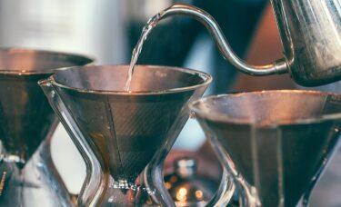 【コーヒーフィルター】金属と紙の違いについて解説|メリットとデメリット