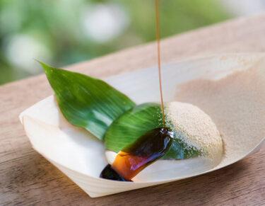 京都のお菓子屋『まるもち家』の水まる餅【ギフトやおうち時間に話題のスイーツを!】